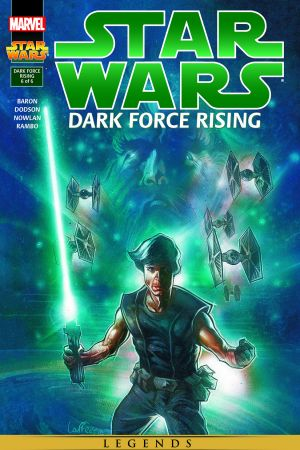 Star Wars: Dark Force Rising (1997) #6