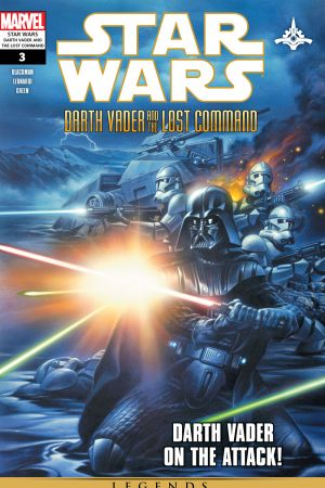 Star Wars: Darth Vader And The Lost Command (2011) #3