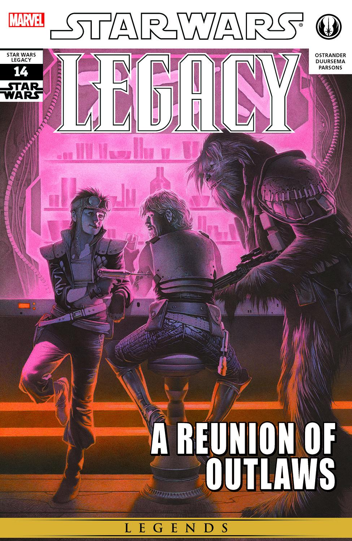 Star Wars: Legacy (2006) #14