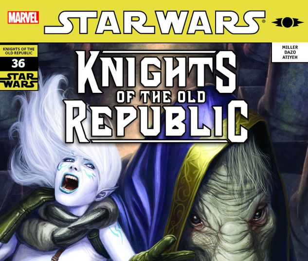 Star Wars: Knights Of The Old Republic (2006) #36