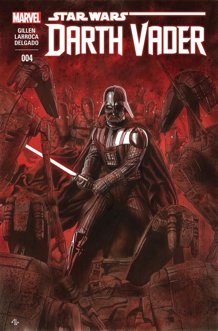 Darth Vader (2015) #4