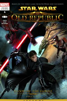 Star Wars: The Old Republic #4