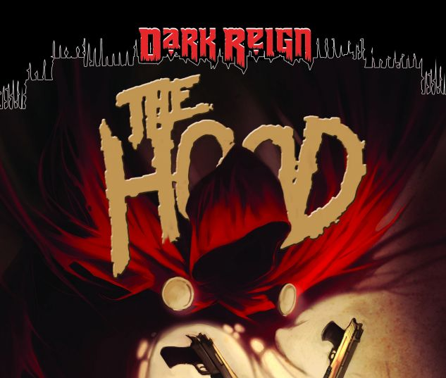 Dark Reign: The Hood #4
