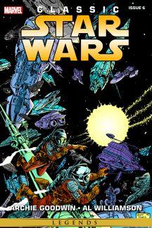 Classic Star Wars (1992) #6
