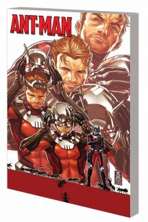 Ant-Man Vol. 1: Second-Chance Man (Trade Paperback)