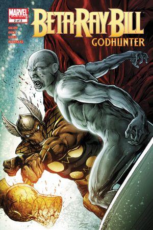 Beta Ray Bill: Godhunter #2