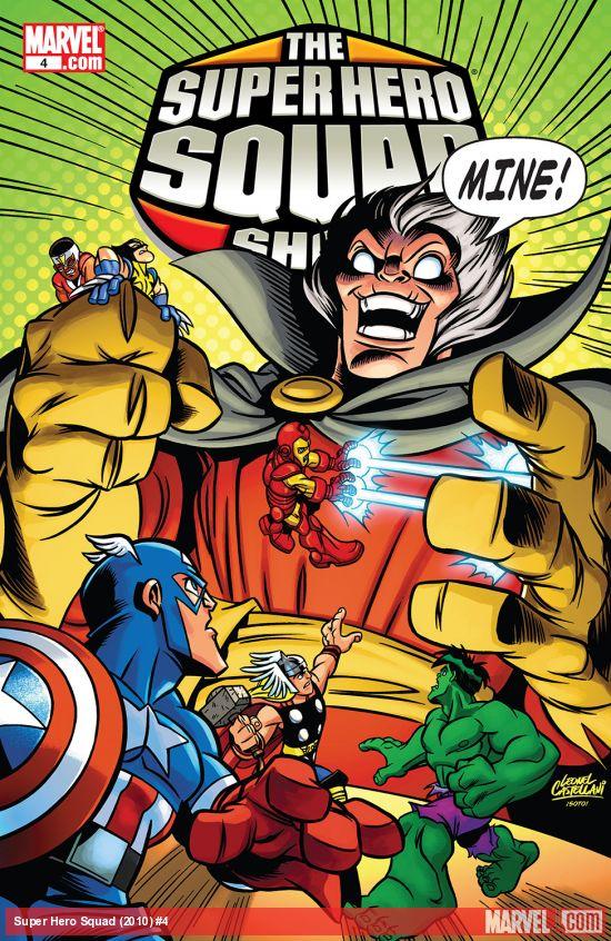 Super Hero Squad (2010) #4