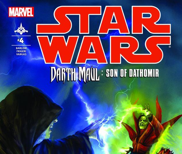 Star Wars: Darth Maul - Son Of Dathomir (2014) #4