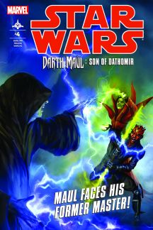 Star Wars: Darth Maul - Son Of Dathomir #4