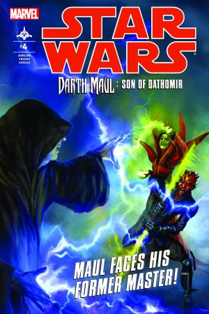 Star Wars: Darth Maul - Son Of Dathomir (2014) #4