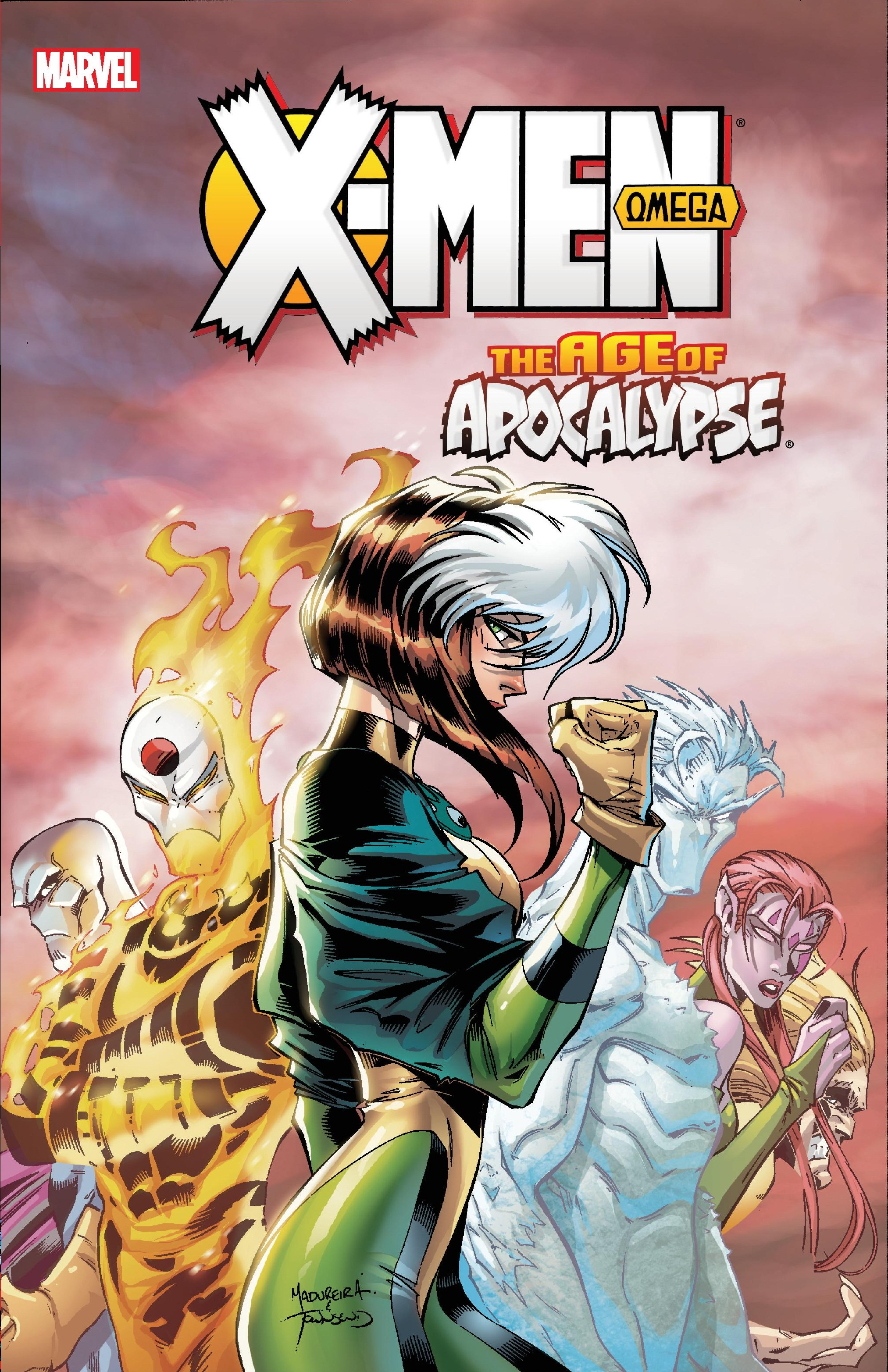 X-MEN: AGE OF APOCALYPSE VOL. 3 - OMEGA TPB (Trade Paperback)