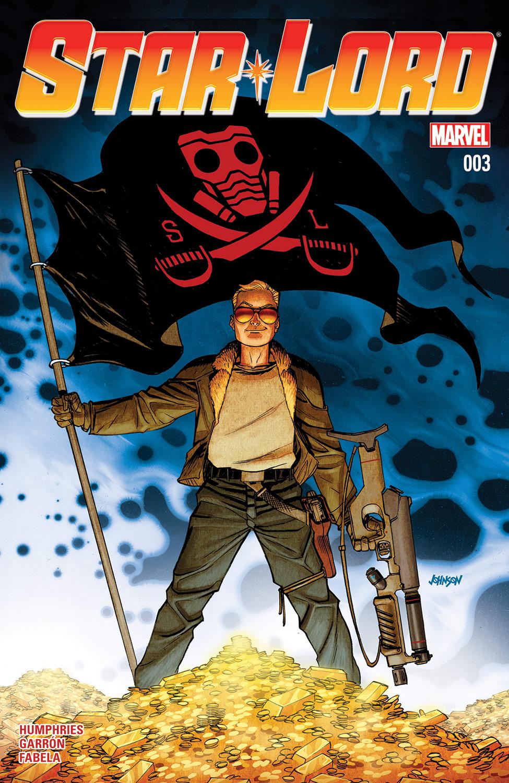Star-Lord (2015) #3