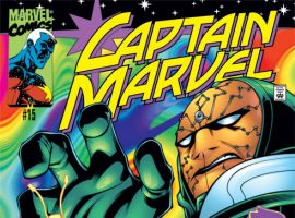 Captain Marvel (2000) #15