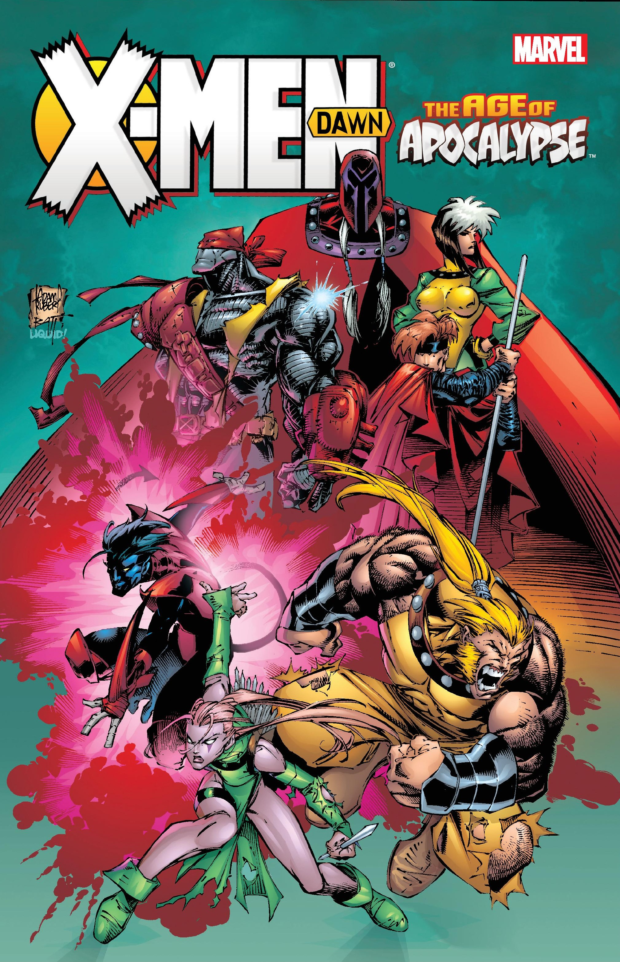 X-Men: Age of Apocalypse - Dawn (Trade Paperback)