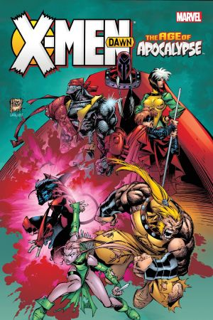 X-MEN: AGE OF APOCALYPSE - DAWN TPB (Trade Paperback)