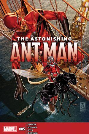 The Astonishing Ant-Man (2015) #5