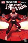 AMAZING SPIDER-MAN (1999) #572 Cover
