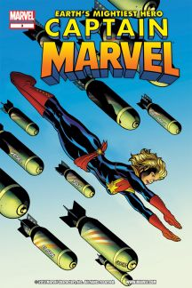 Captain Marvel (2012) #3