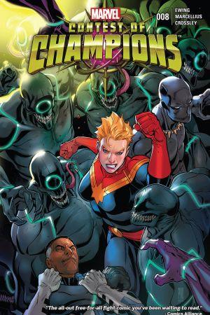 Contest of Champions (2015) #8