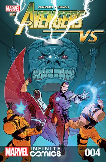 Avengers Vs (2015) #4