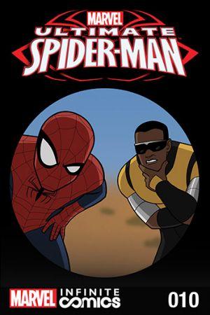 Ultimate Spider-Man Infinite Digital Comic (2015) #10