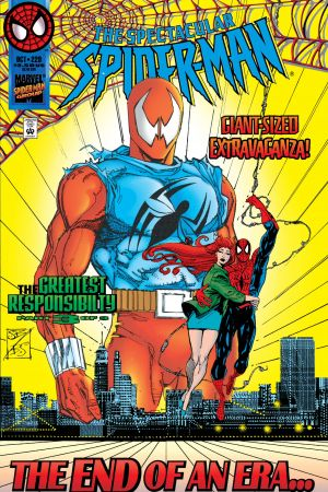 Peter Parker, the Spectacular Spider-Man #229