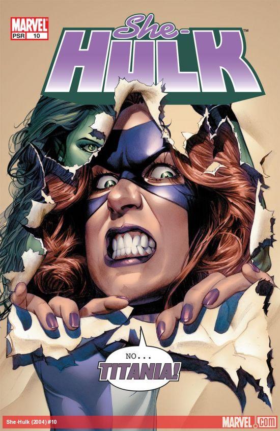 She-Hulk (2004) #10