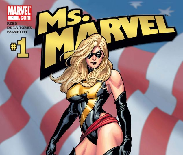 Ms. Marvel (2006) #1