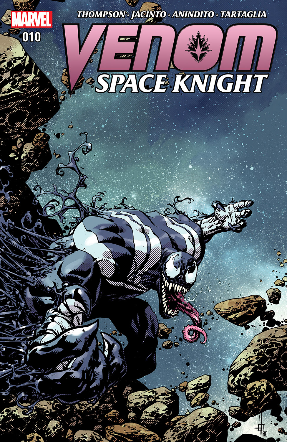 Venom: Space Knight (2015) #10