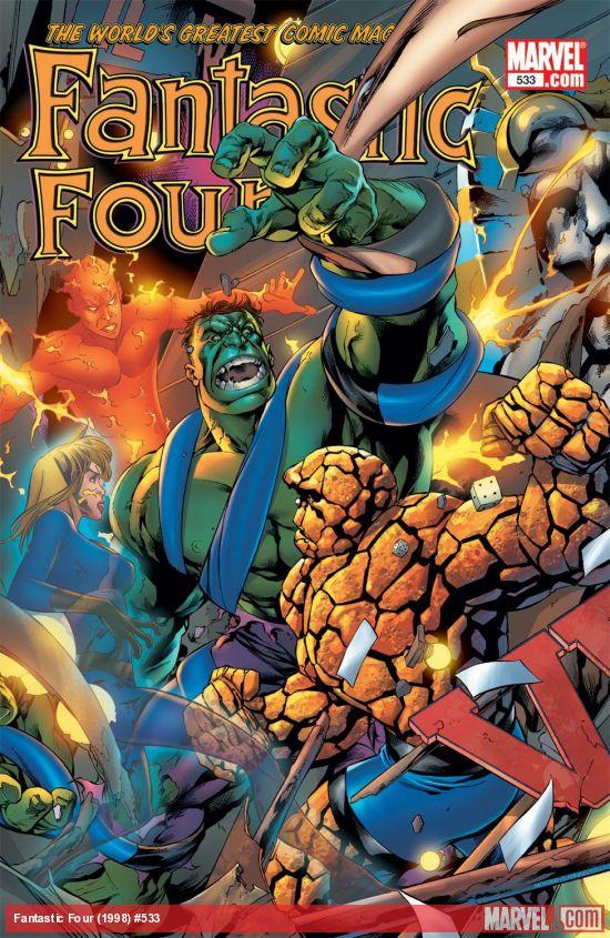 Fantastic Four (1998) #533