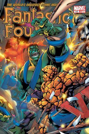Fantastic Four #533