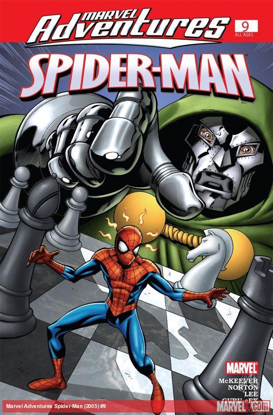 Marvel Adventures Spider-Man (2005) #9