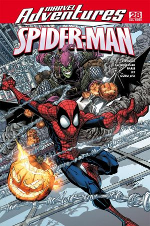 Marvel Adventures Spider-Man #28