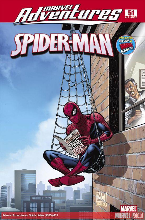 Marvel Adventures Spider-Man (2005) #51