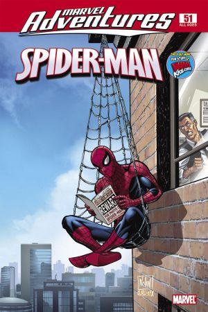 Marvel Adventures Spider-Man #51