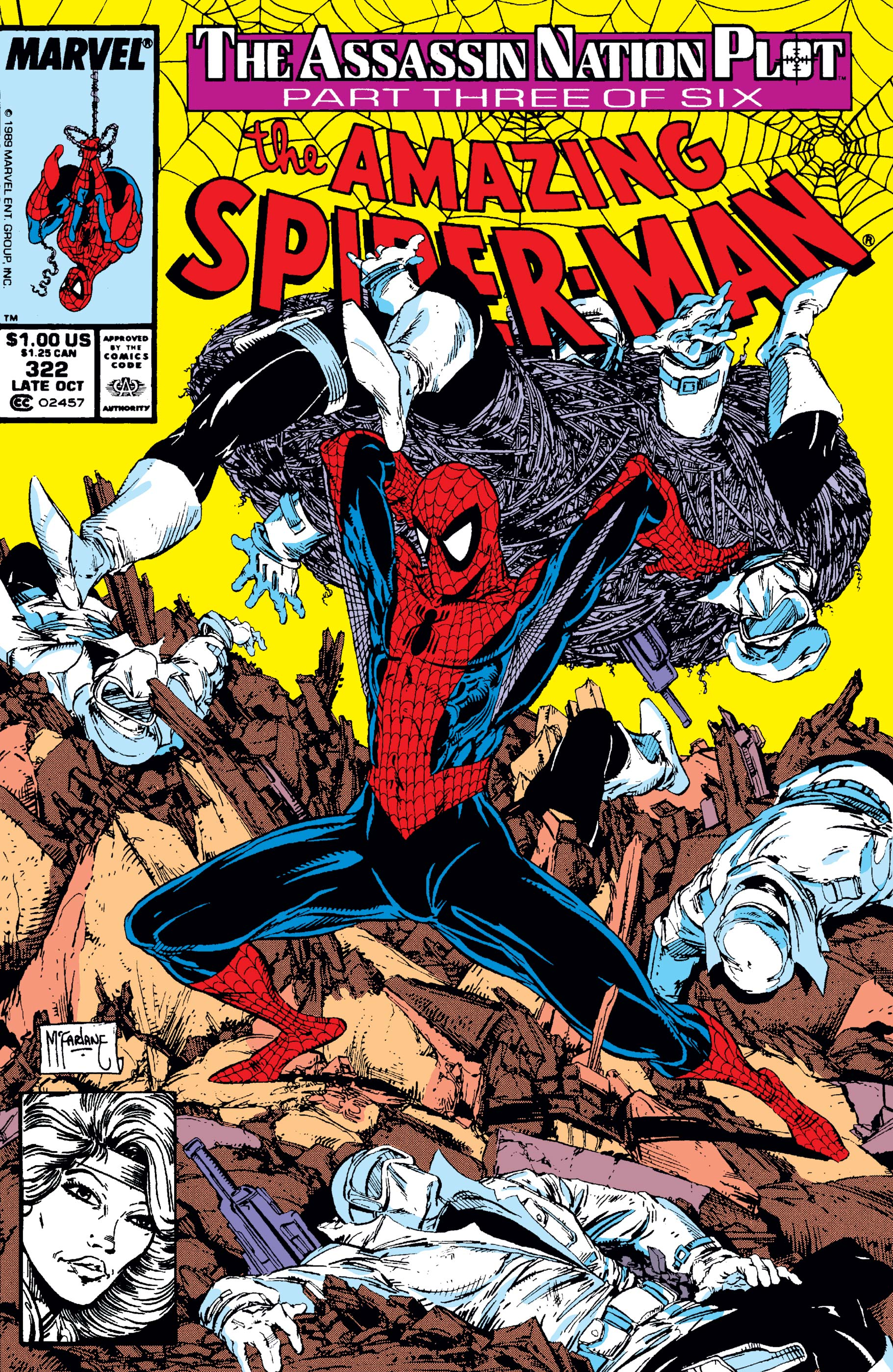 The Amazing Spider-Man (1963) #322