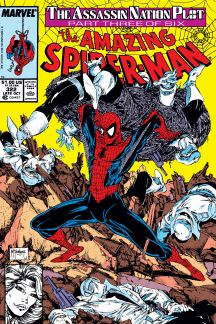 The Amazing Spider-Man #322
