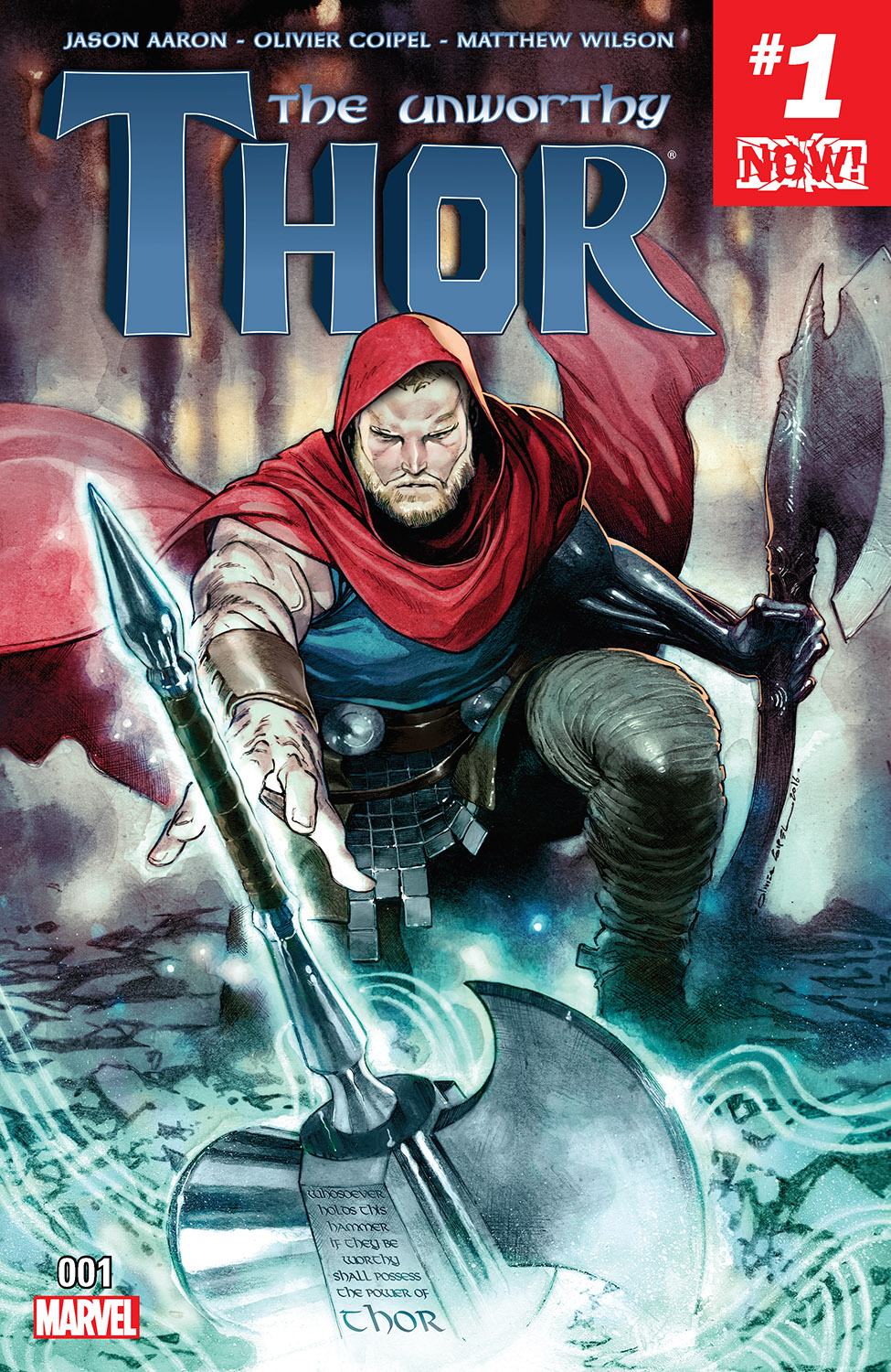 The Unworthy Thor (2016) #1