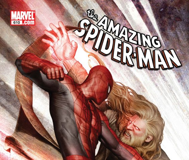 Amazing Spider-Man (1999) #610