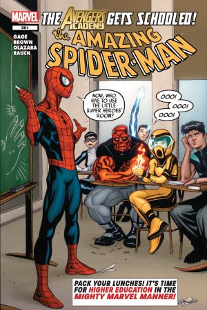 Amazing Spider-Man  #661