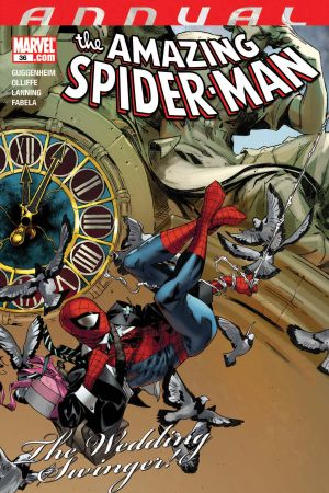 Amazing Spider-Man Annual #36