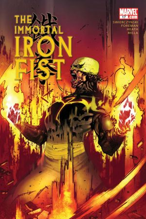 The Immortal Iron Fist #17
