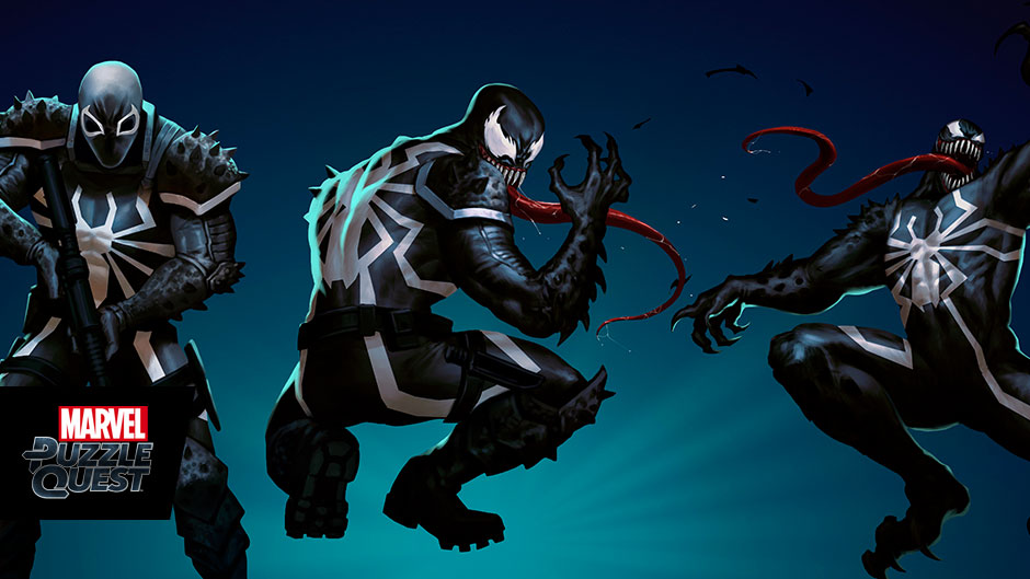Piecing Together Marvel Puzzle Quest: Agent Venom