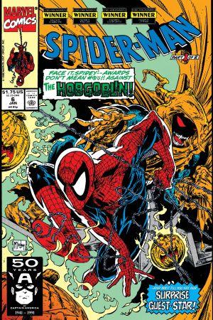 Spider-Man (1990) #6
