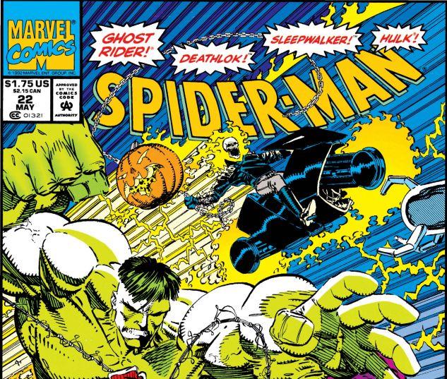 SPIDER-MAN (1990) #22