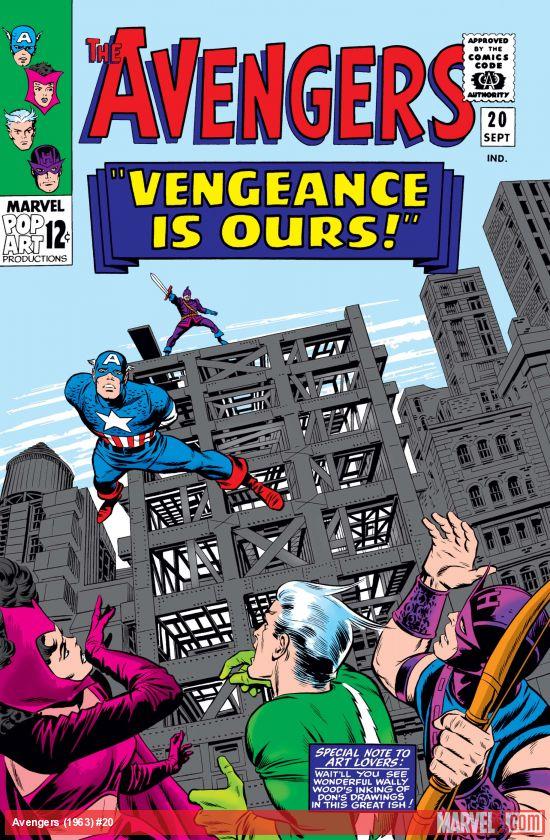 Avengers (1963) #20