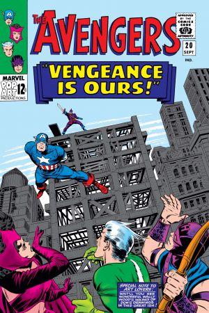 Avengers #20
