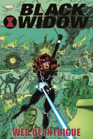 Black Widow: Web of Intrigue (Trade Paperback)