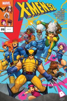 X-Men '92 #10