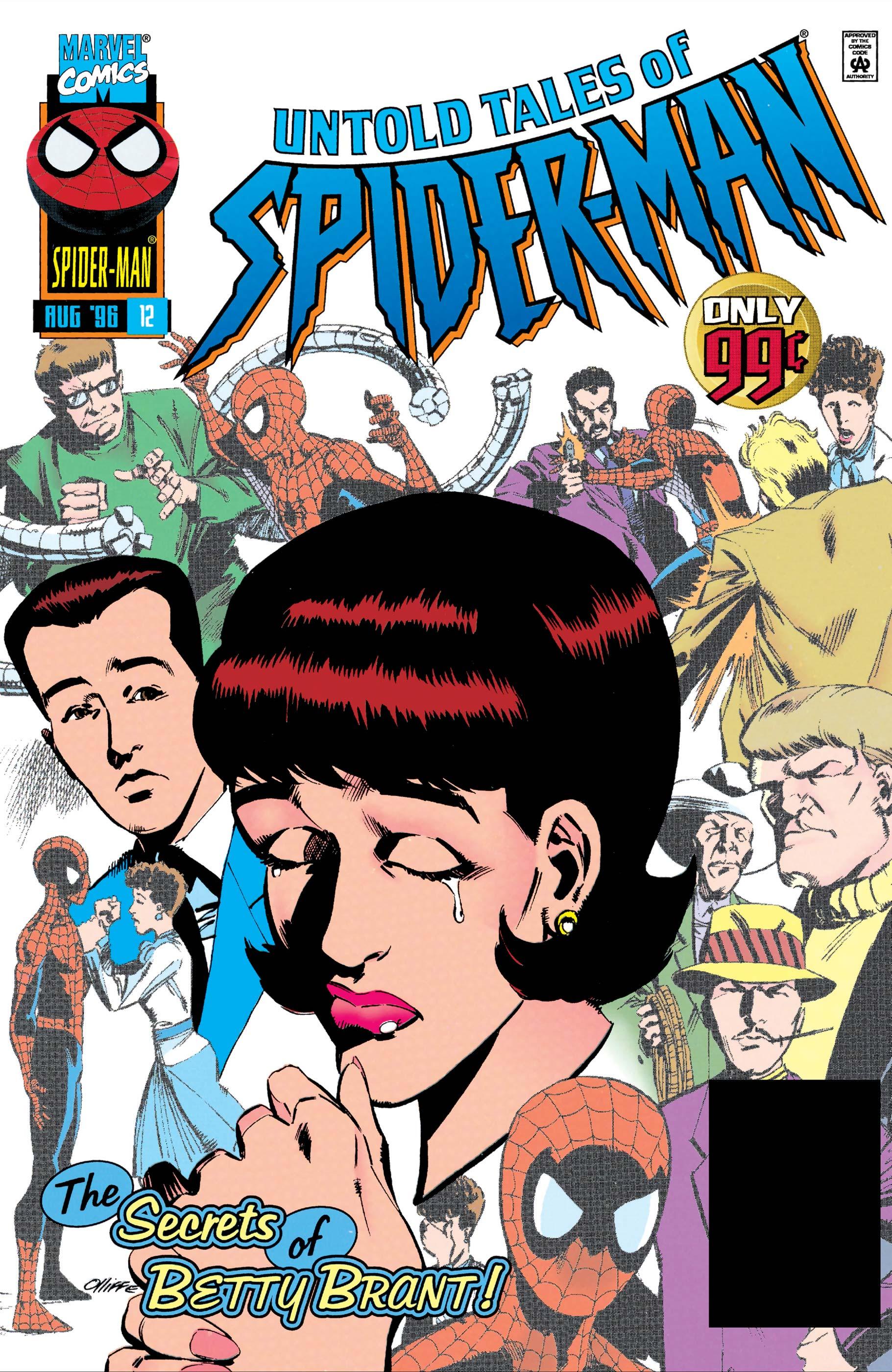 Untold Tales of Spider-Man (1995) #12